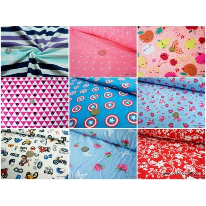 *S10003-* Knit Fabric Defect CLEARANCE SALE